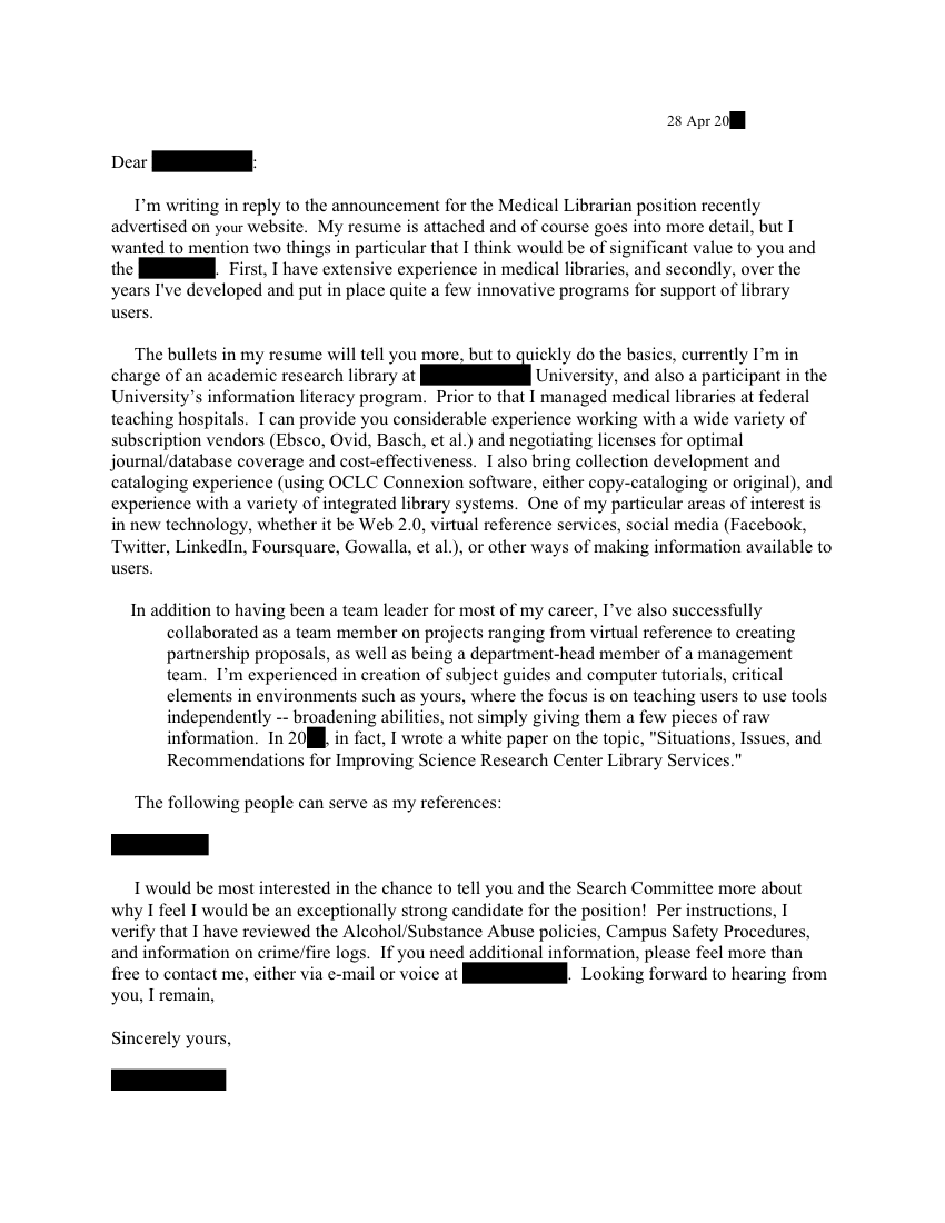application essay graduate school samples - Cover Letter Examples For Graduate School