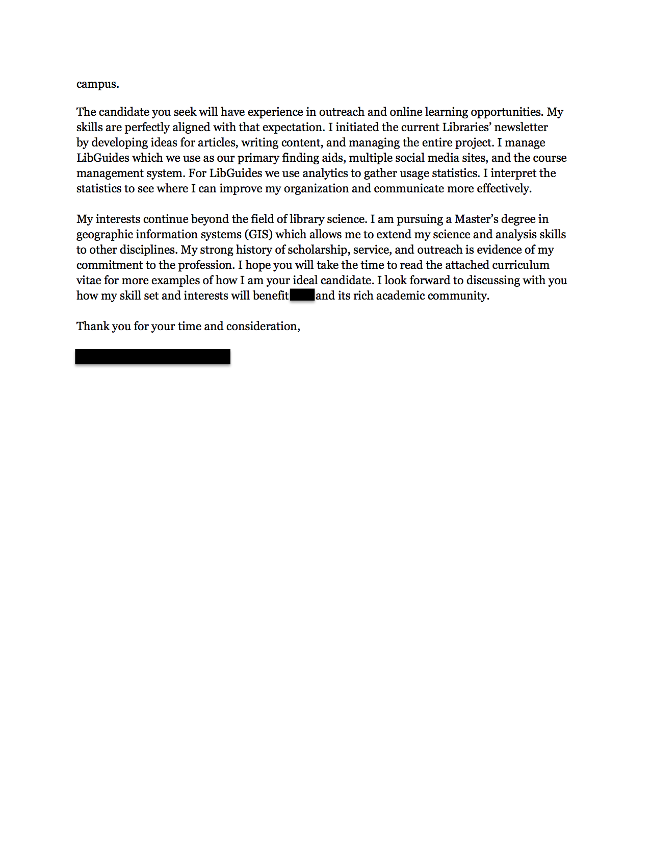 Cover Of Letter Assistant Librarian Cover Letter Open Cover Letters