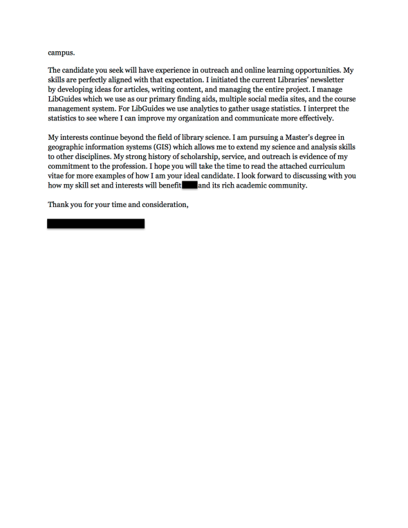 cover letter desirable librarian free sample cover letter how write