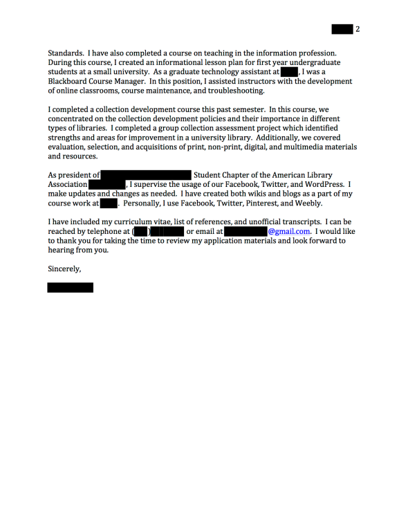 Museum Curator Cover Letter A Template Of A Cover Letter For A Job